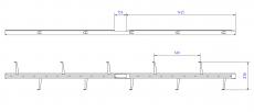 Askelmatikas TBA-1L á 3m, lovettu